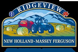 Ridgeview | New Holland - Massey Ferguson